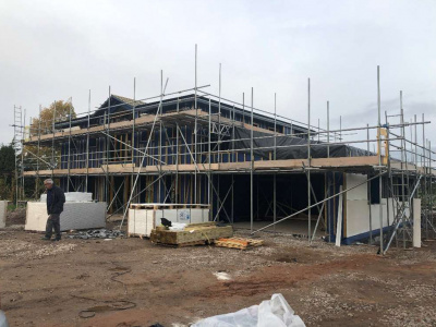 Development Funding for a Luxury 5 Bed Detached House
