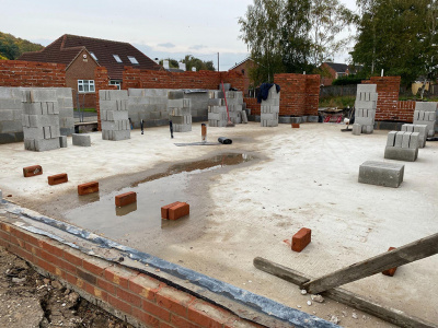 Funding to Complete the Construction of a 4 Bed Detached House