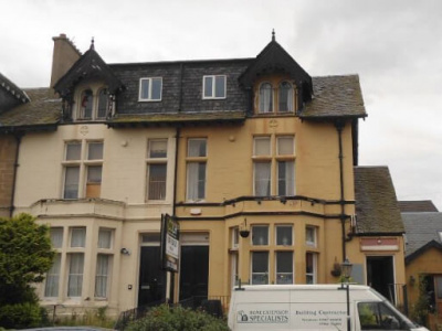 Purchase of a Former Hotel for Conversion into Flats