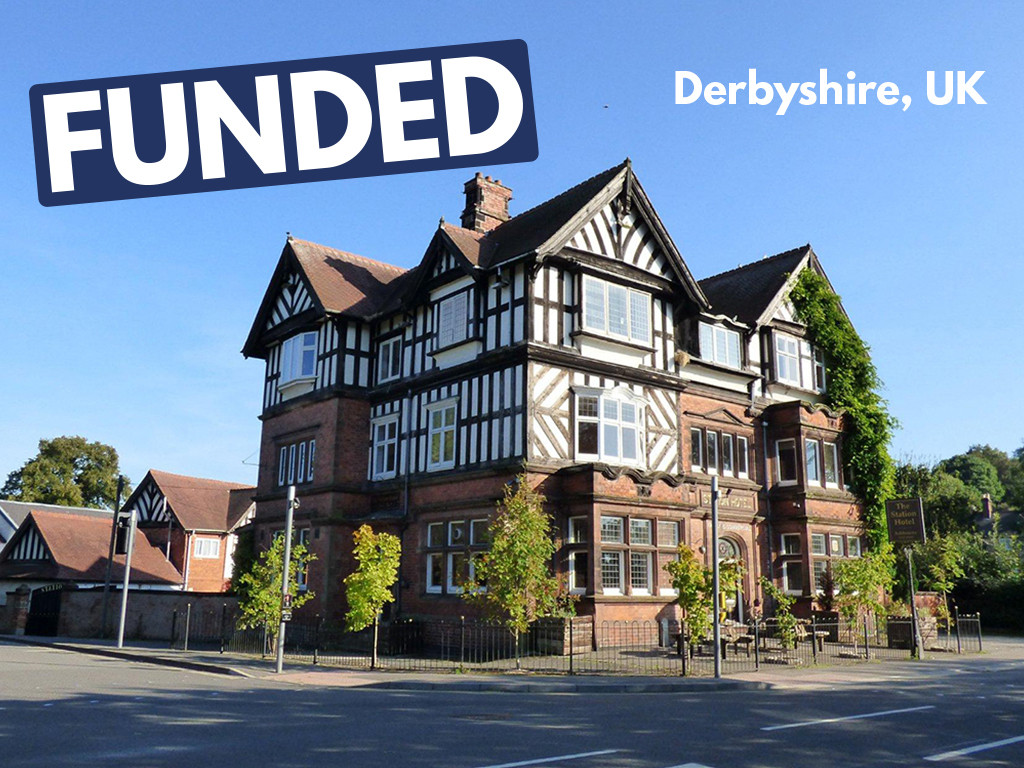 Funding for the Conversion of a Landmark Hotel to Apartments