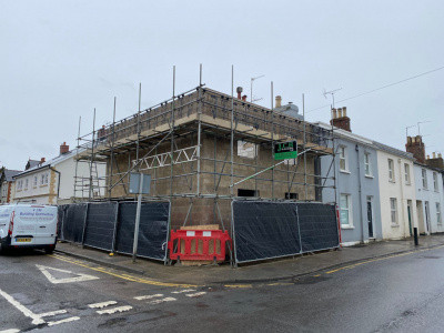 Funding to Develop the Final Property on a Development