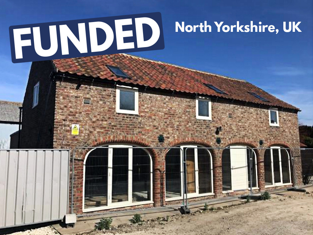Funding to Complete a Development in North Yorkshire