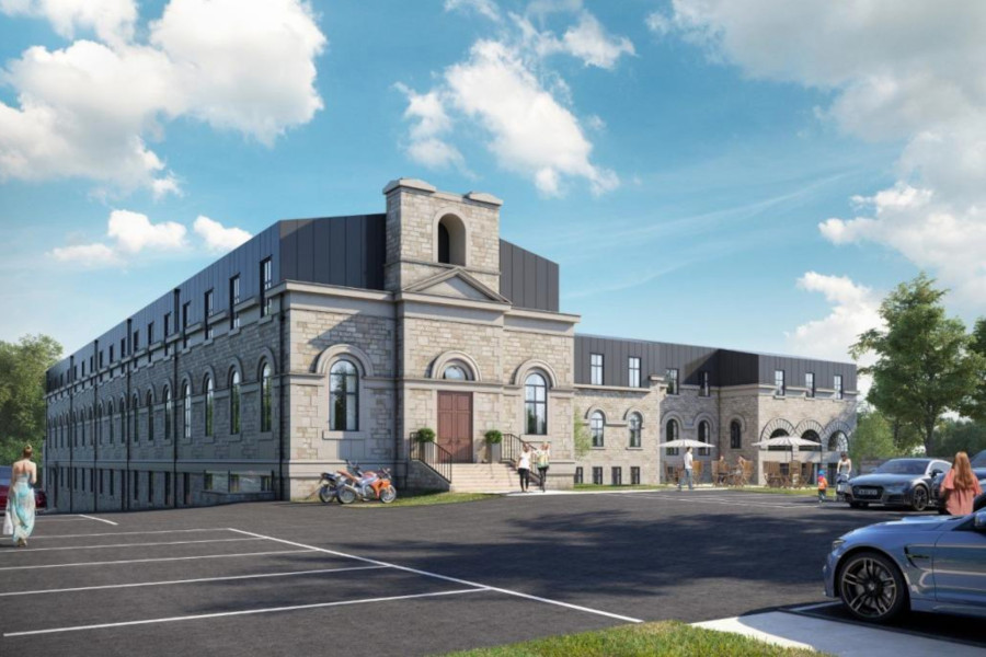 Funds to Convert a Former Council Office Building into 32 Flats