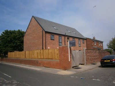 Urgent Funds to Complete a Residential Development in Sunderland