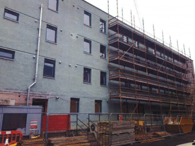 Funds to Purchase Part-Refurbished Flats in Dundee