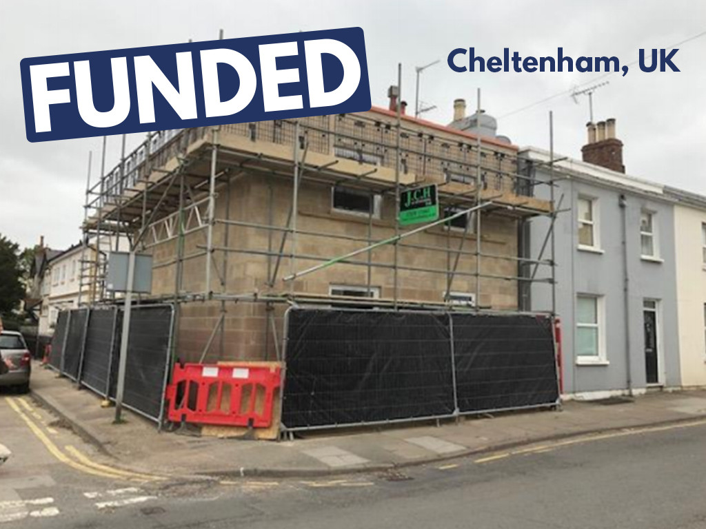 Funding to Complete the Final Property on a Development